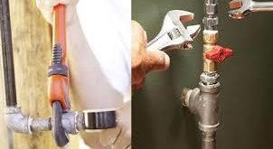 خدمات تمديدات الغاز للمنازل