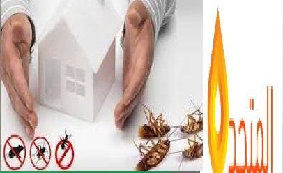 مكافحة الحشرات والقضاء عليها