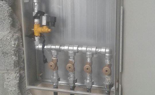 مواصفات تركيب مواسير الغاز