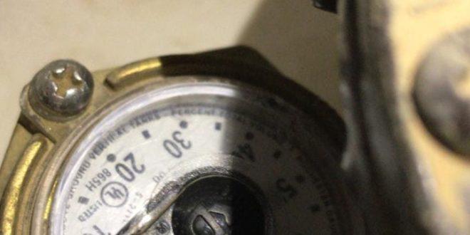 حل مشكلة تسرب الغاز